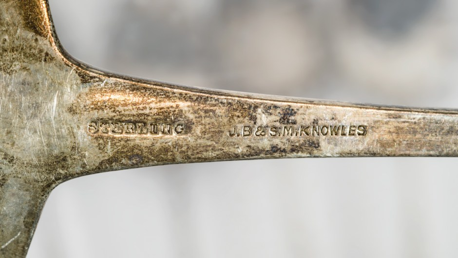 Coin and Sterling Spoons