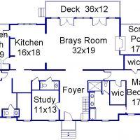 House: First Floor