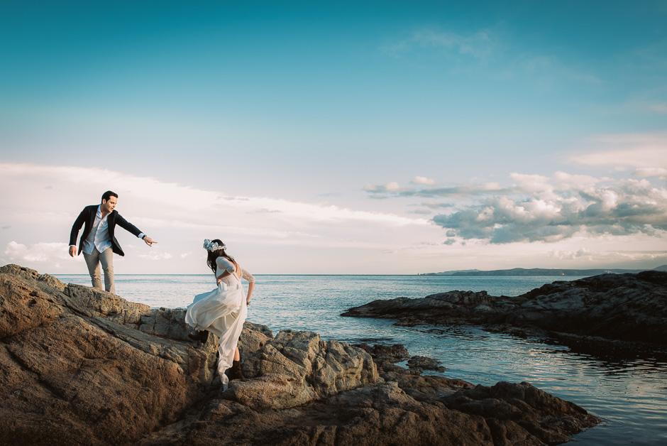 Will Marsala Fotógrafo de Bodas Madrid - Boda en la Playa - Costa Brava-25