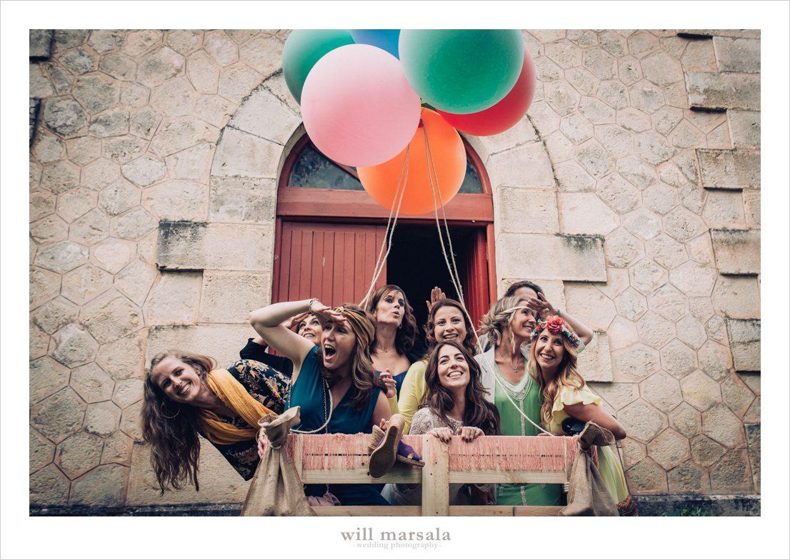 globos grandes para bodas
