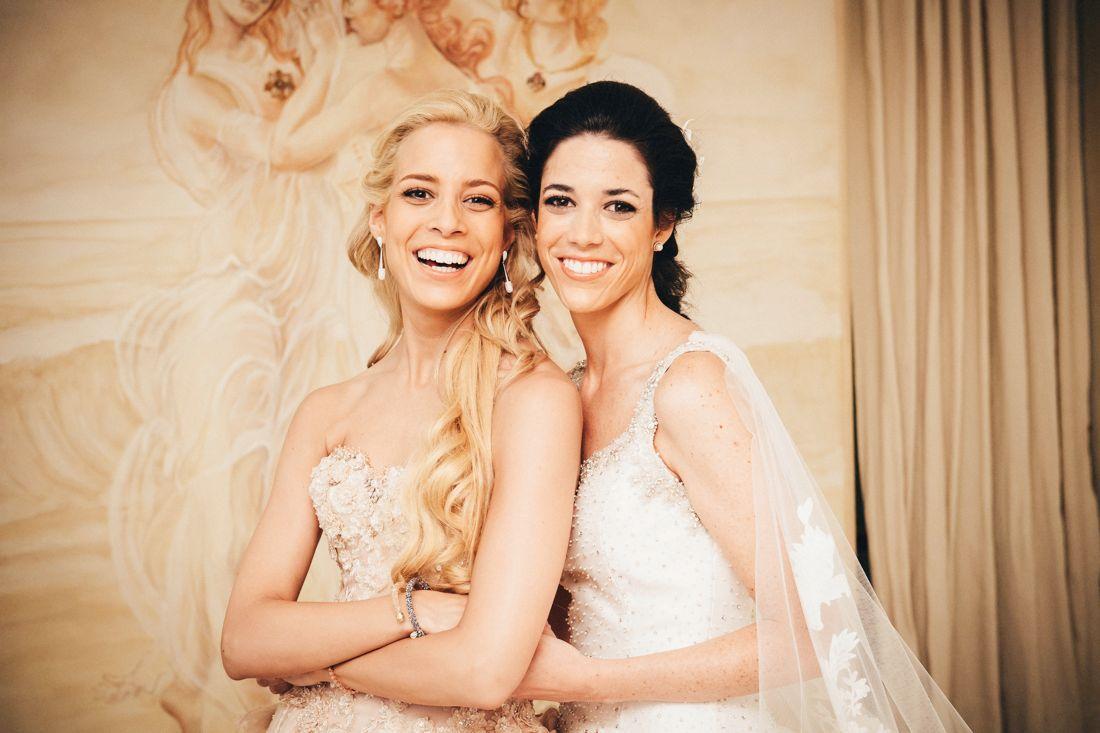 prueba de vestido de novia espectacular rosario diaz hermanas-007