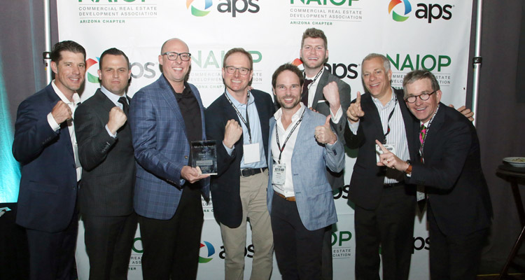 Best of NAIOP ViaWest Team and Willmeng Construction