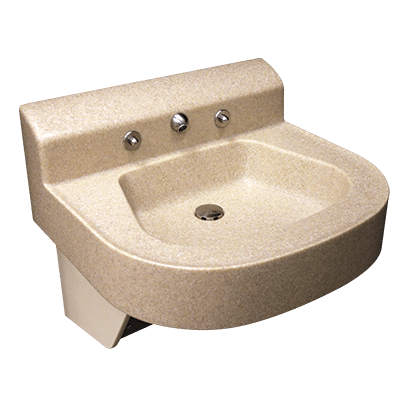 Solid Surface Anti Ligature Behavioral Lavatory Willoughby