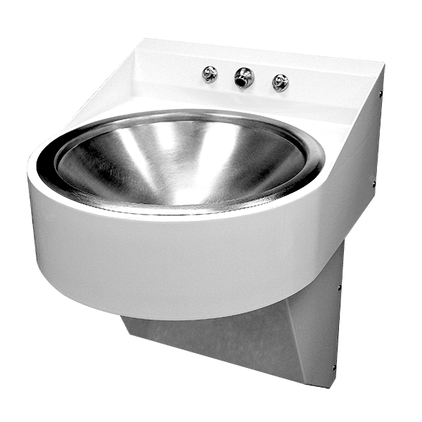 Anti Ligature Stainless Steel Behavioral Lavatory Willoughby