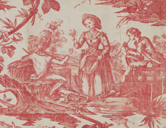 Toile-France-1780-copper-plate