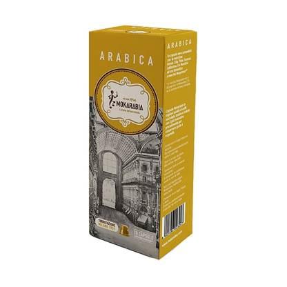Mokarabia Arabica Nespresso