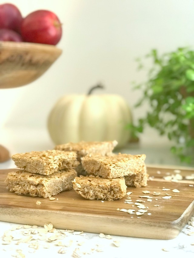 A quick, no bake, whole food snack for the whole family.