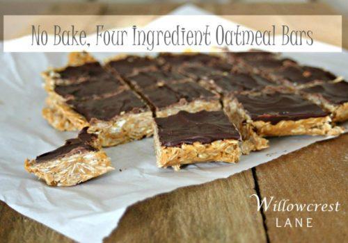 willowcrest lane oatmeal bars