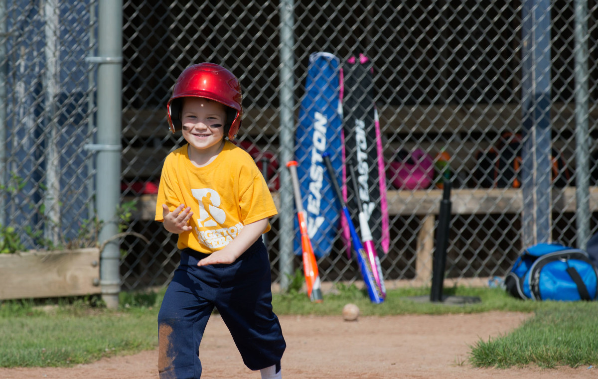 Little League Star Photo credit: Kay Burge