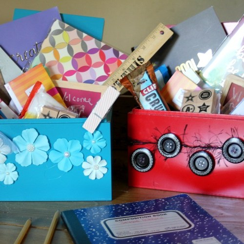 Back-to-School Teacher Boxes