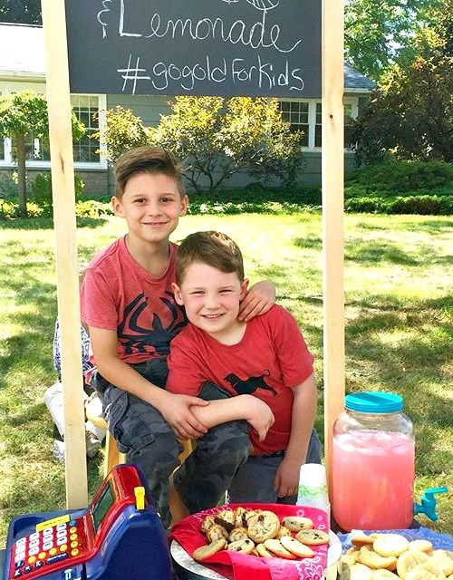 Summer Lemonade Stand and Bake Sale for ...