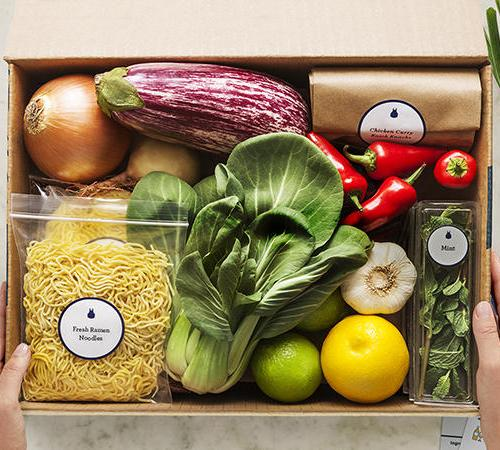 Blue Apron: Farm-Fresh Meals Delivered to Your Door