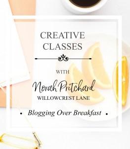 Norah Pritchard Creative Classes