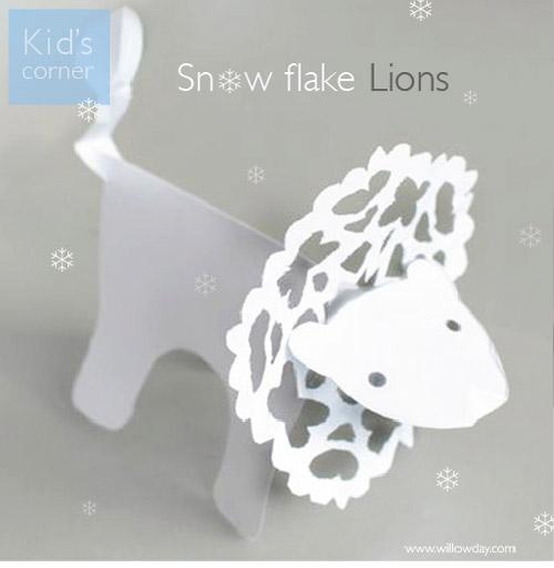 snowflake-lions