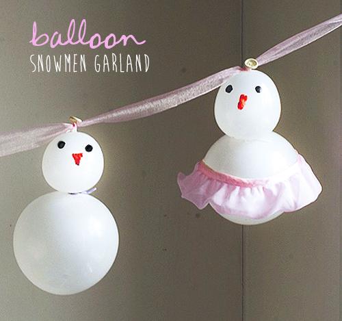 snowmen-balloons