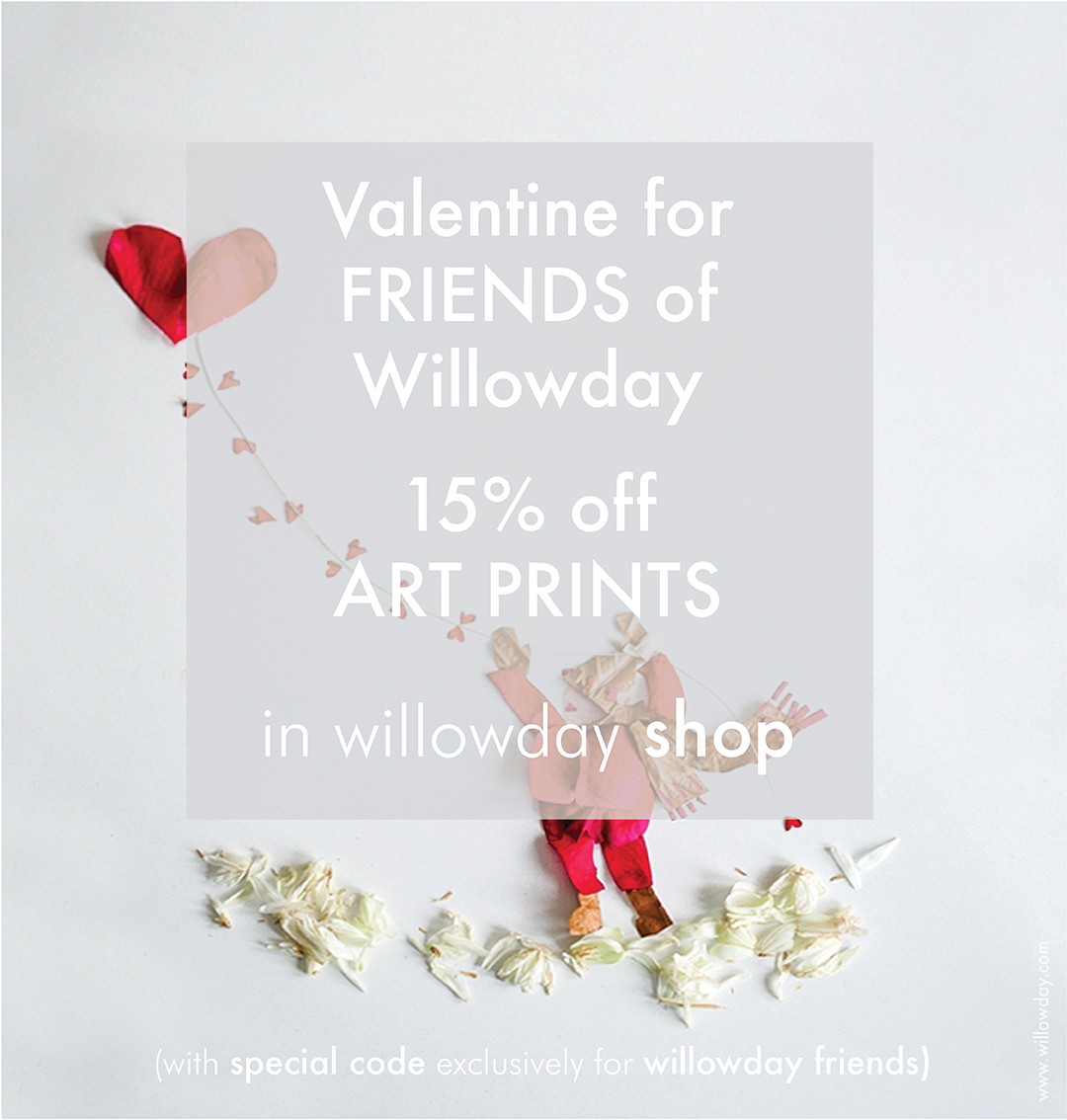 Valentine Gift for Willowday Friends