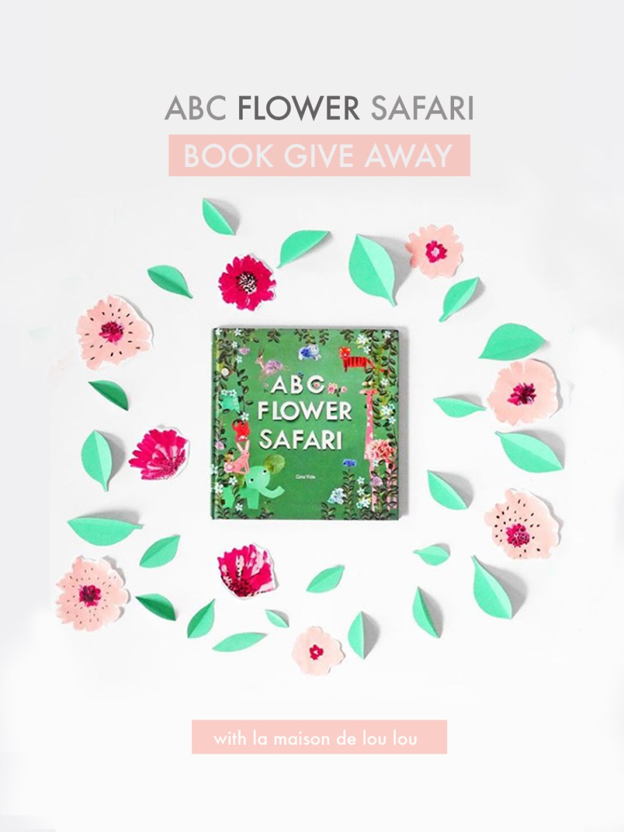 WIN A COPY of ABC FLOWER SAFARI