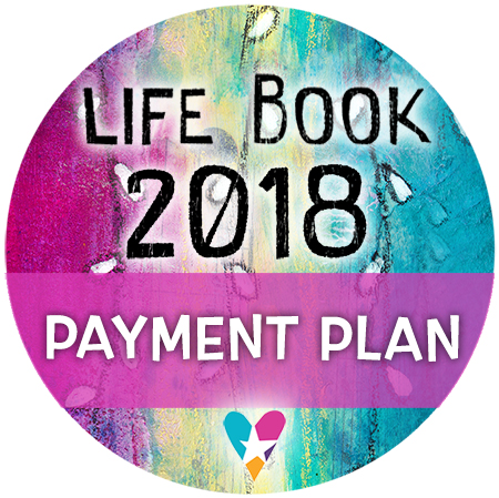 Life Book 2018 - Payment Plan - Basic Package