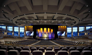 Main Auditorium :: Photo by Steve Hall