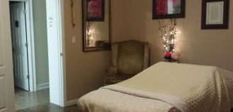 Willows Day Spa Body Treatment Room