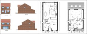 NEW BUILD PROPERTY FOR SALE SWADLINCOTE DERBYSHIRE DE117JX