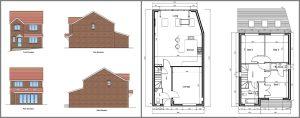 plot 3 new build house for sale swadlincote derbyshire