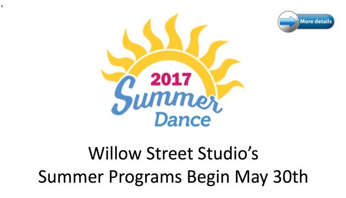 summer program slider