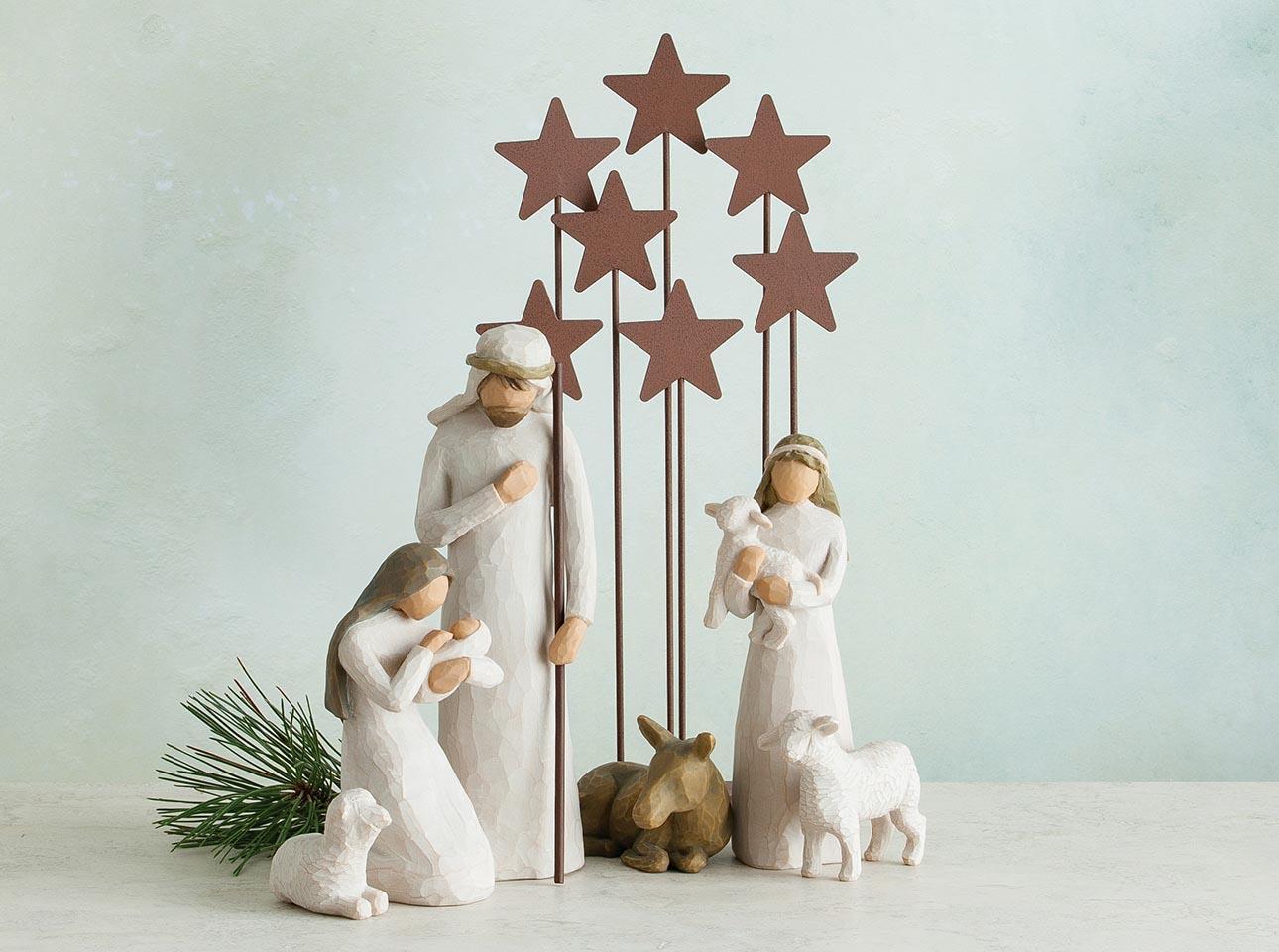 Willow Tree Nativity Angel Wwwimagenesmycom