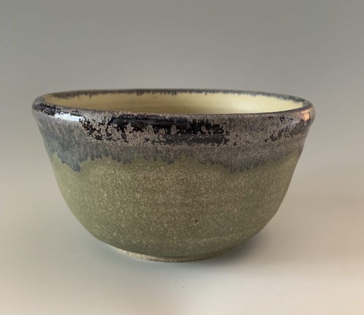 Bowl, small green