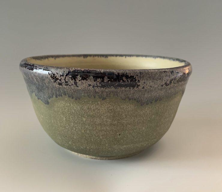 Bowl, small green