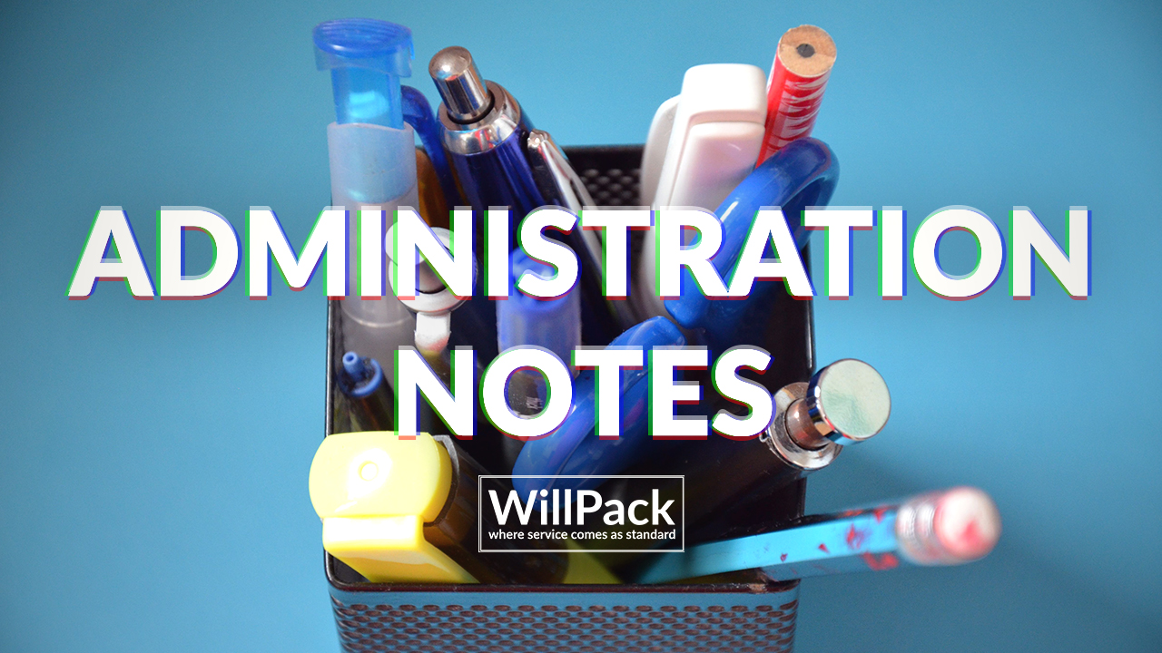 Administration Notes