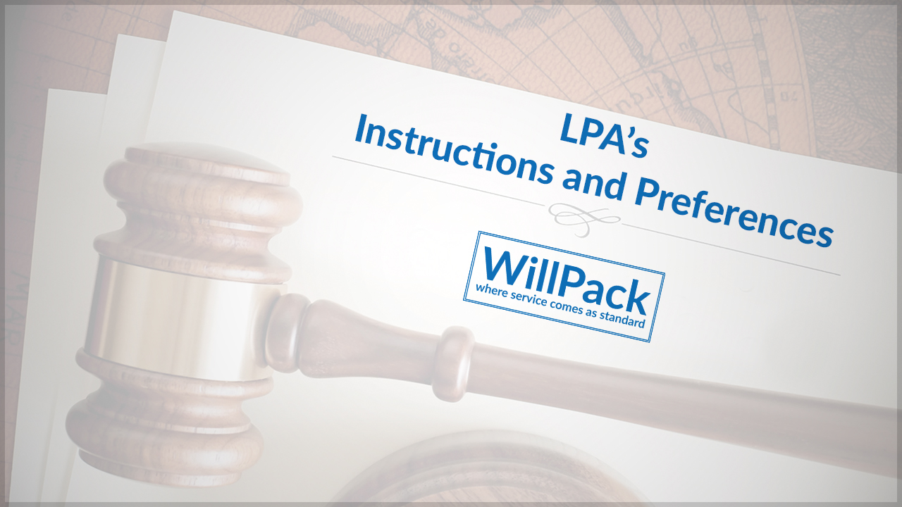 LPA, Gavel, Paper, Scroll, Text, Table, Map, Globe, WillPack, Blue