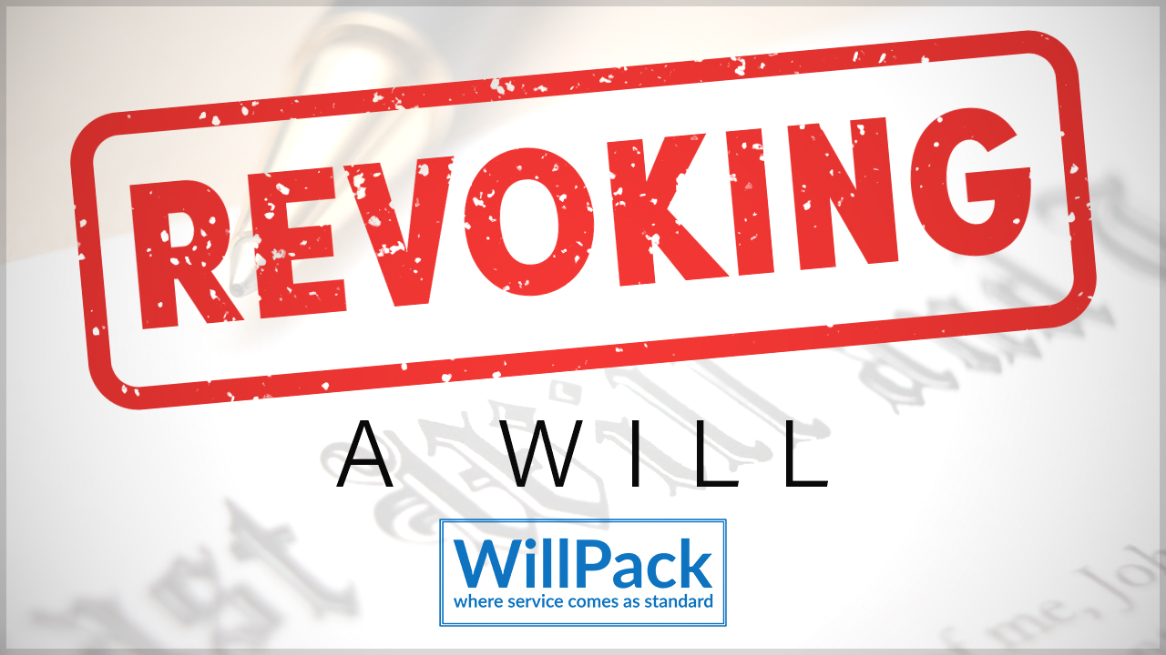 Revoking a Will