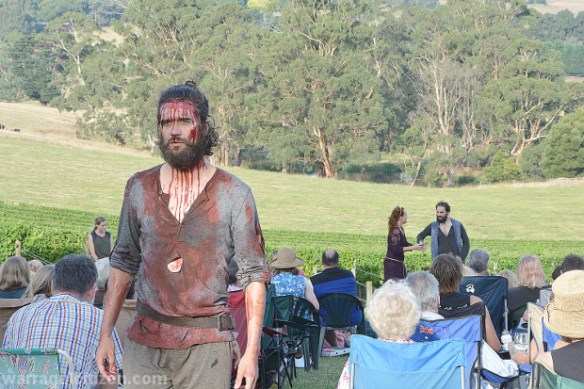 Banquo-haunts-Macbeth-shakespeare-in-the-vines-2015-warragul-by-william-pj-kulich-for-warragul-baw-baw-citizen-newspaper