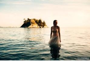 bride ocean