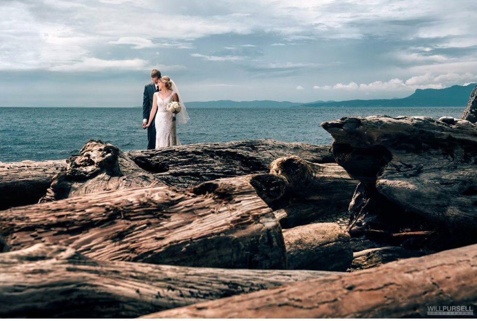 wedding at rockwater secret cove resort