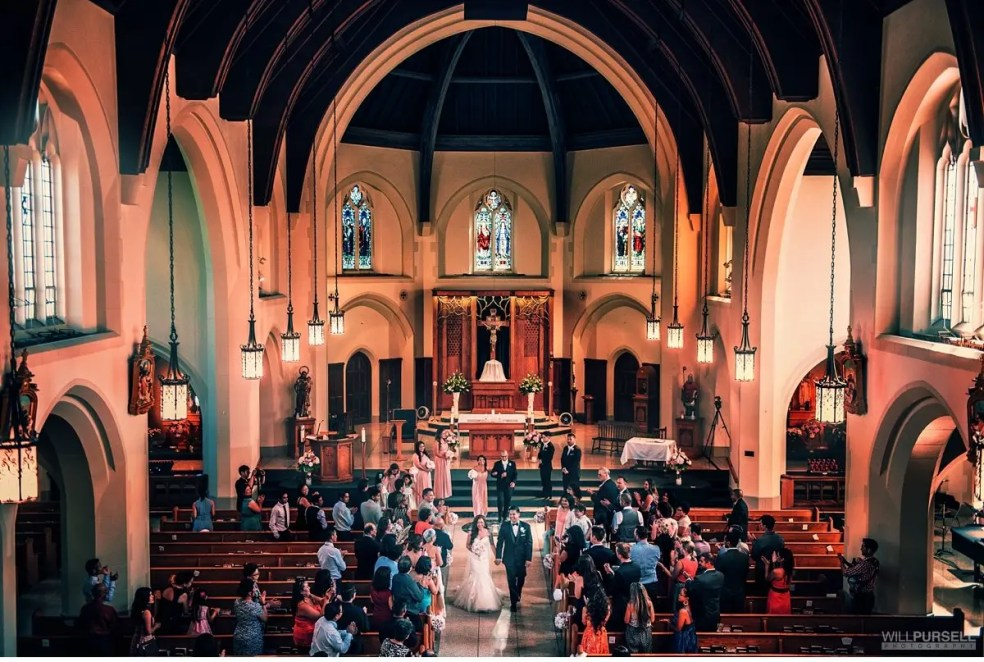 Vancouver wedding church