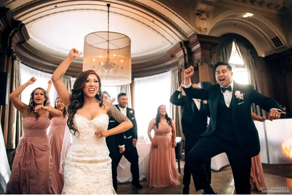Vancouver Club dancing