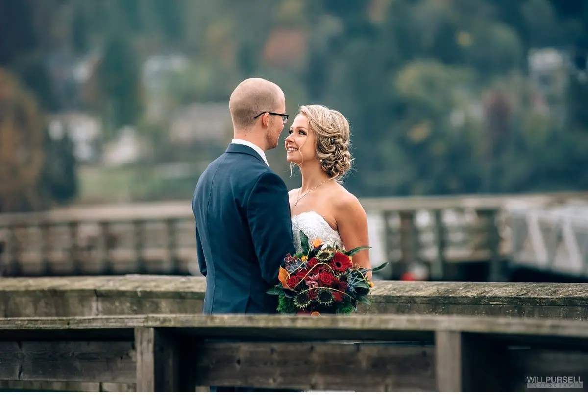 Port Moody And Coquitlam Wedding