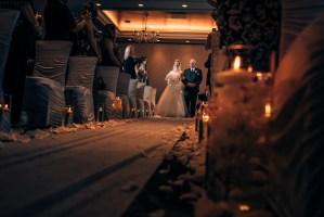Terminal City Club wedding ceremony