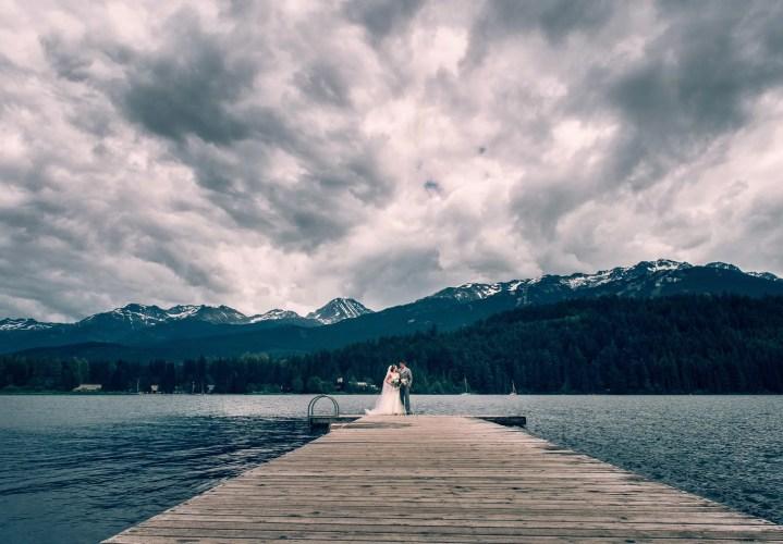 whistler wedding rainbow park