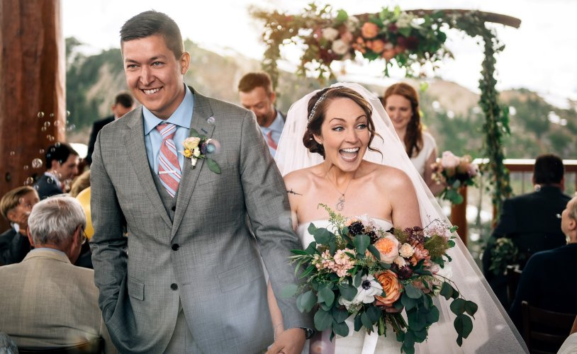 Roundhouse Lodge whistler wedding