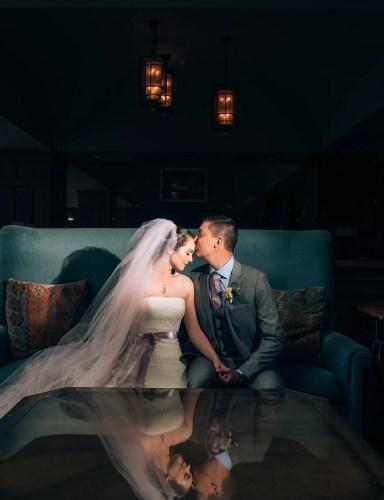 whistler hotel wedding photo