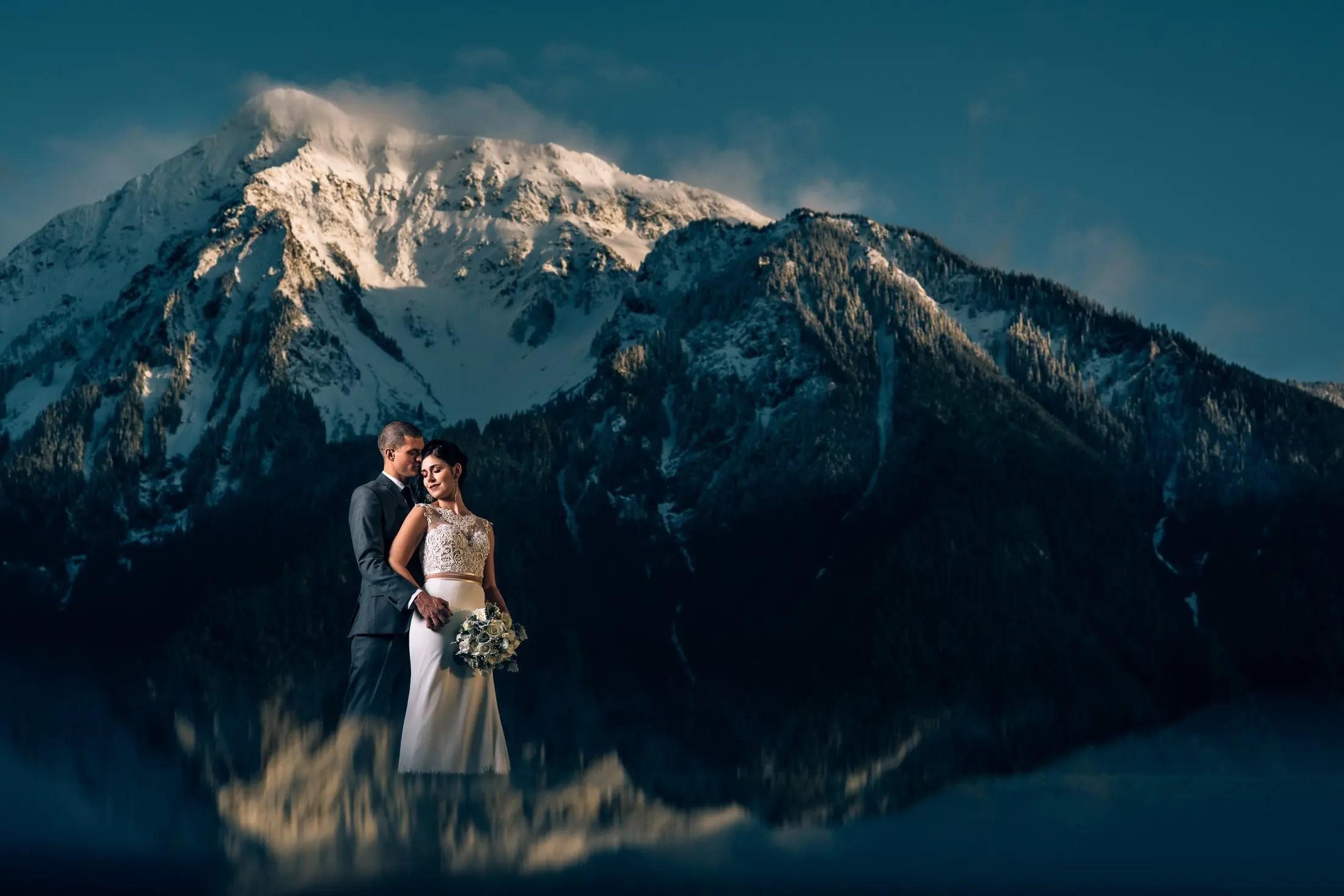Snow Wedding Venues