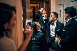 door games wedding vancouver