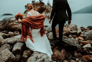 fall colours weddings