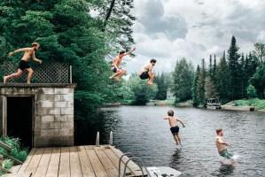 001 - groomsmen jumping