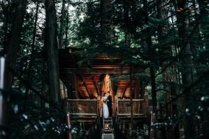 treehouse wedding photography