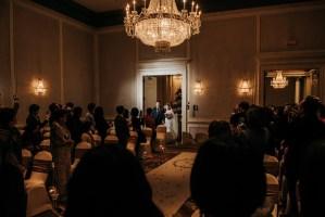 Ceremony Fairmont Hotel Vancouver