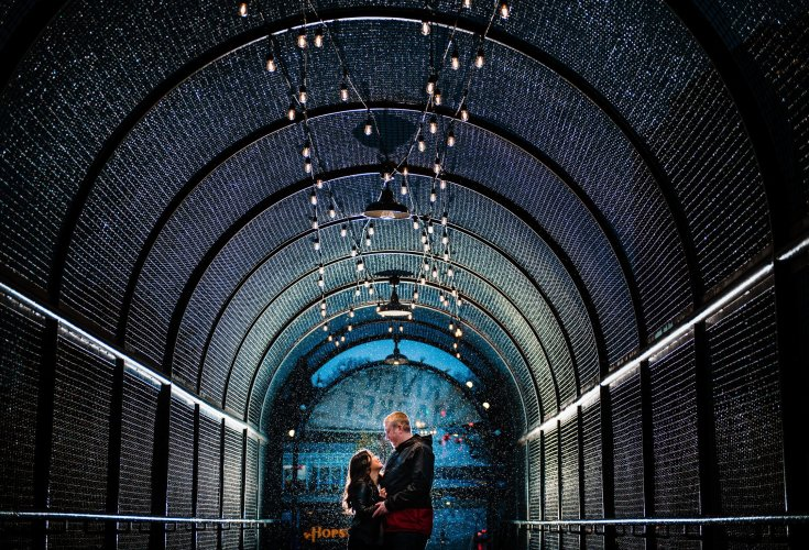 007 - city engagement photos